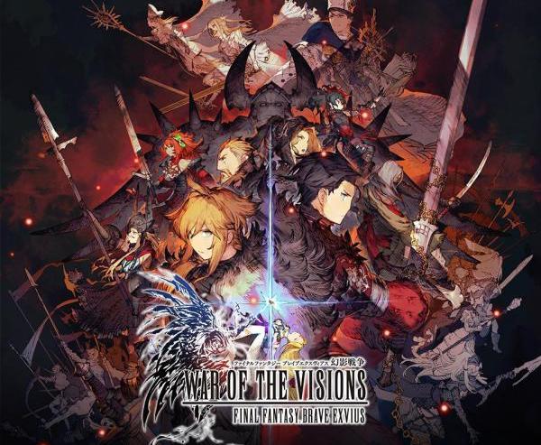 《FFBE 幻影战争》推出海外版