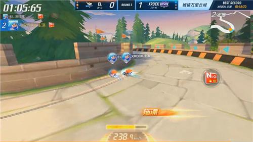 常规赛第六周第二日赛事开启 Weibo、XROCK积分遥遥领先