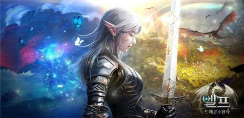《精靈:龍族召喚師》變身為龍縱橫戰場掃蕩敵人