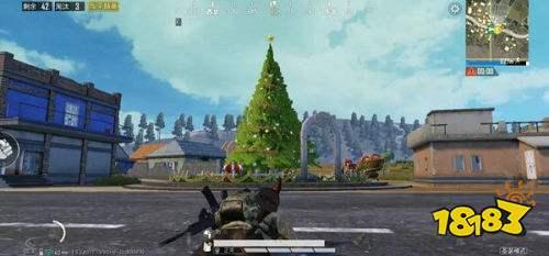 和平精英圣誕信號槍在哪刷新 圣誕信號槍刷新位置