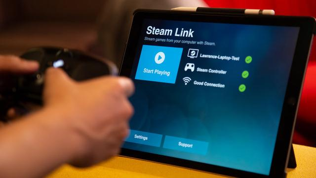 Steam云游戏最新曝光 但可能还玩不到