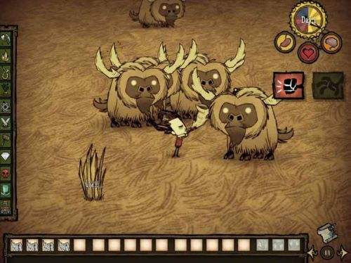 饥荒手游下载 饥荒手机版下载 免费网络游戏