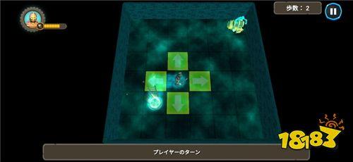 角色扮演游戏《进入地下城》寻找宝物并且平安离开