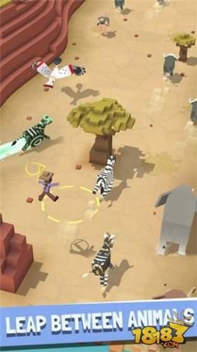 疯狂的动物园破解版下载 疯狂动物园破解版下载 武侠回合制端游