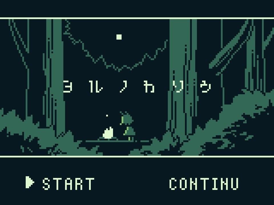 《夜之火葬》回到那僅有綠與黑的世界中冒險