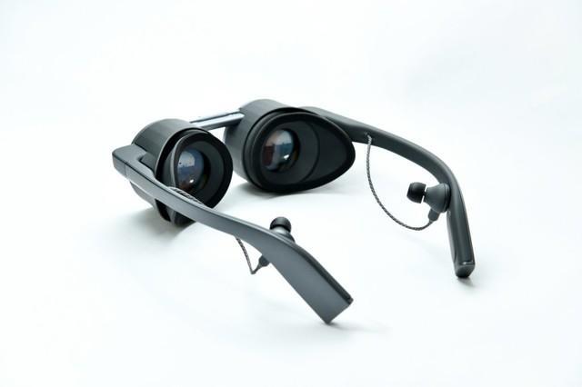 松下推出首款5G超高清VR眼镜 支持HDR