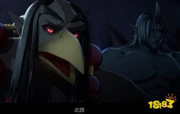 新SSR式神宣传视频详解 鬼域修罗即将来袭