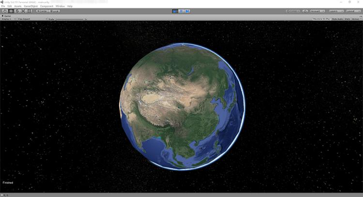 谷歌地球电脑端