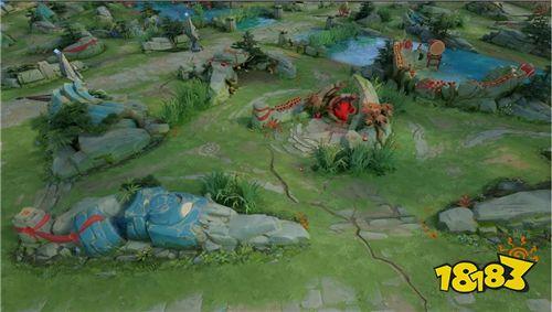 年兽入侵丨那个神秘生物来了!搅乱峡谷的竟是它?!