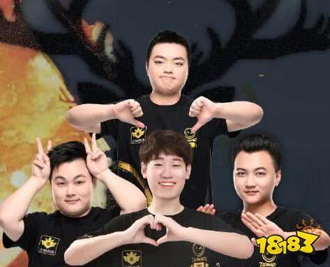 和平精英天霸战队斩获新年首个冠军 为鹿晗送上最好的礼物