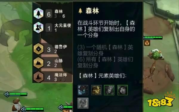 云顶之弈六森林阵容怎么搭配?10.2六森林最新玩法详解