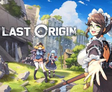 《Last Origin》預約開始