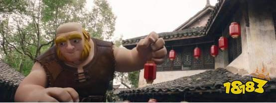 巾帼木兰回村过年了!来《部落冲突》喜迎新春