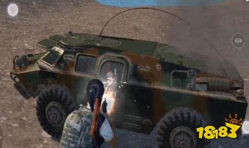 和平精英辅助装甲车能打爆吗 装甲车详细评测