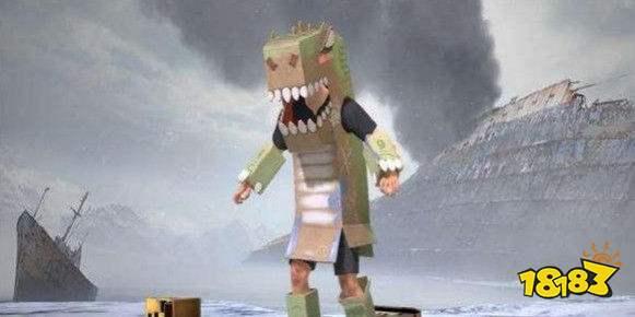 和平精英辅助折纸恐龙怎么获取 涂鸦小恐龙玩法与涂鸦花费一览