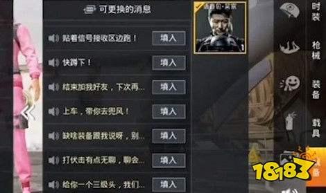 和平精英辅助吴京语言包怎么得 吴京语言包获取与15条内容一览