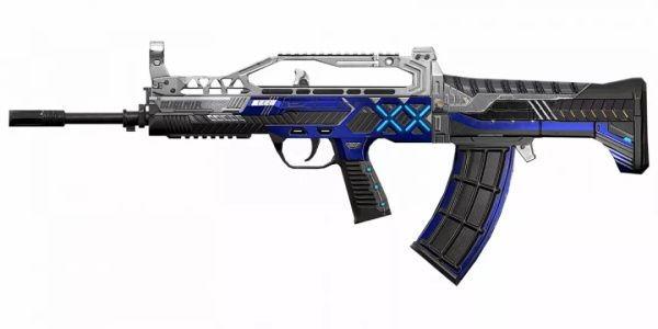 和平精英辅助银河战甲武器道具皮肤外挂详情 银河战甲武器道具皮肤外挂展示