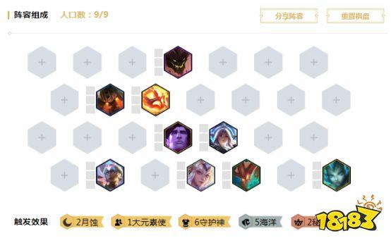 拉克丝主C阵容怎么搭配?10.3拉克丝主C最新玩法