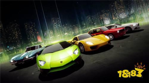 《极限竞速》系列最新作《Forza Street》开放预约
