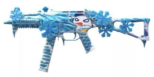 和平精英雪国精灵道具皮肤展示 雪国精灵武器皮肤展示