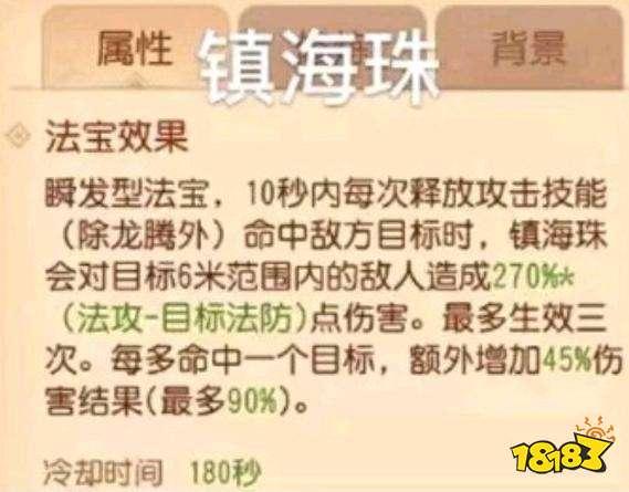 平民龙宫竟有1200法功 暴打狮驼不在话下