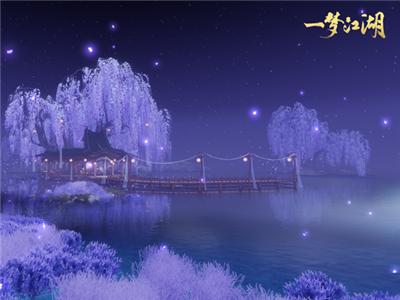 海外有仙山 《一梦江湖》新地图小瀛洲实景等你来寻