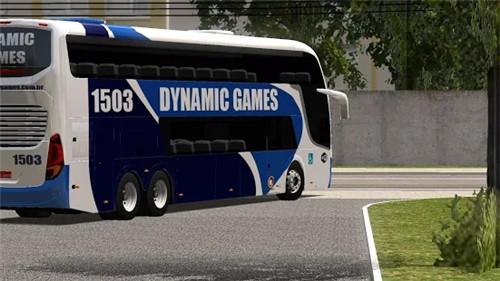 世界巴士模擬駕駛