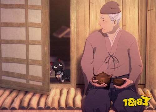 阴阳师SSR缘结神CG动画详解 媒婆再续夕阳红黄昏缘分恋