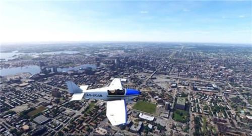 微軟模擬飛行2020