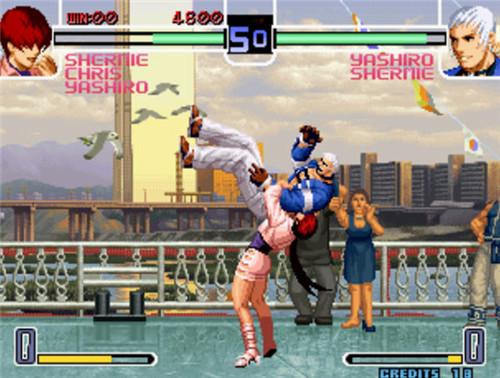 拳皇街机 拳皇2002街机版下载 现在好玩的手游