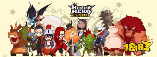 《Hello Hero All Stars:Idle League》正式推出