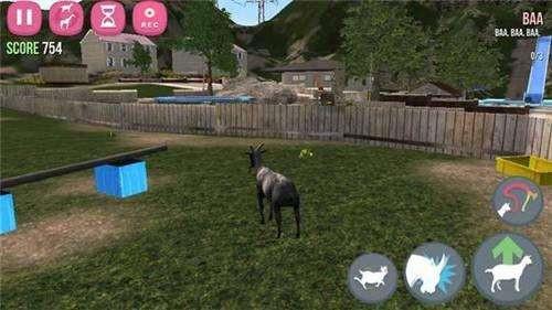 模拟山羊无限角色版