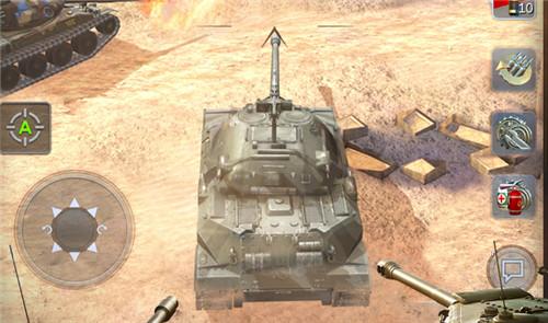 坦克精英正式版