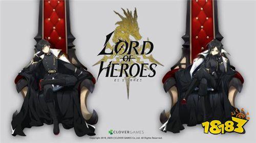 招募英雄成为世界之王《Lord of Heroes》将推出