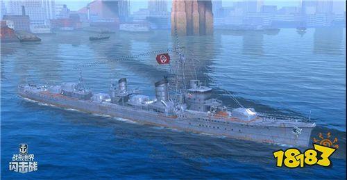 战舰吃鸡《战舰世界闪击战》3.1版本吃鸡模式重磅来袭!