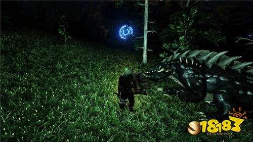 魔法无处不在的开放世界 《黑暗与光明手游》将魔法融入生活