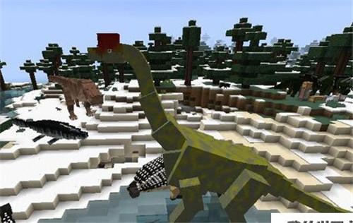 我的世界侏罗纪公园
