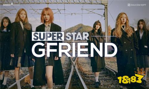 官方授权手游《SuperStar GFriend》预约已开始