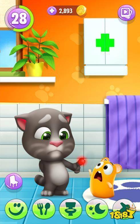 《我的汤姆猫2》重磅来袭 全新游戏体验不容错过!