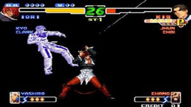 拳皇99隐藏人物 拳皇2000隐藏人物版免费下载 最受欢迎的网络游戏