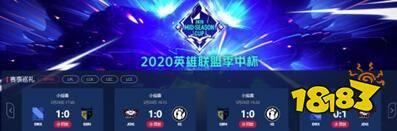 虎牙季中杯:JDG加賽逆襲挺進四強,IG三戰皆墨遺憾敗北!