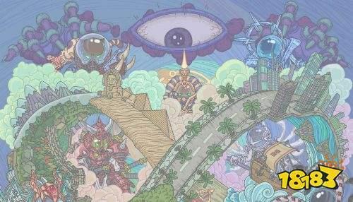 周游新世界:本周由《深渊地平线》领衔60余款新游开启测试!