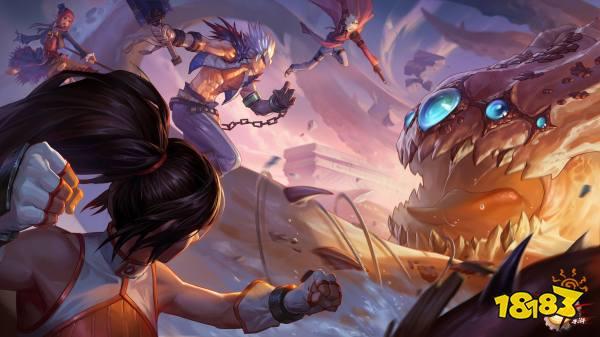 DNF手游亮相騰訊游戲年度發布會,正式定檔8月12日