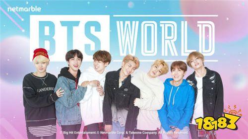 《BTS WORLD》上市一周年 推出周年特别纪念更新