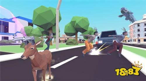 普通的鹿模拟器游戏下载