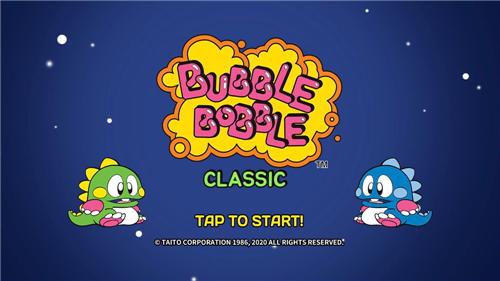 《泡泡龙classic》正式推出 运用泡泡之力闯过重重关卡