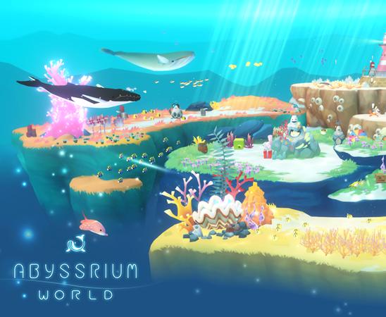 《深海水族馆世界》公开预告片