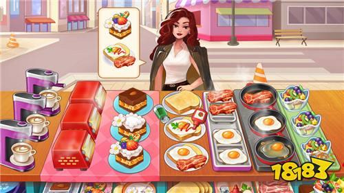 楼下的早餐店官方游戏下载