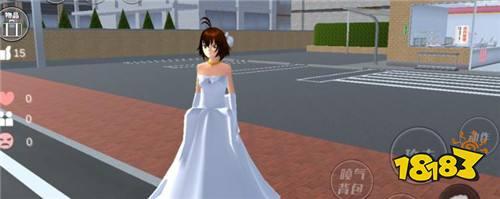 樱花校园模拟器公主裙最新版下载