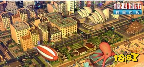模拟城市无限金钱版下载